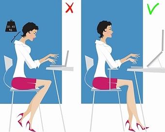 Orofaciale fysiotherapie heeft aandacht voor de billen – het belang van een goede zithouding