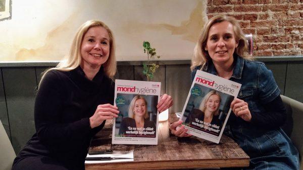 Interview met Saskia in vakblad voor NVM Mondhygiënisten