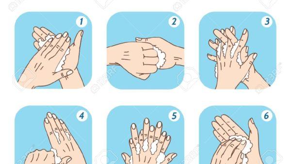Handen wassen – hoe doe je het goed?